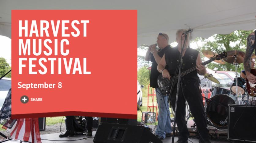 Harvest Music Festival   Edible Nutmeg