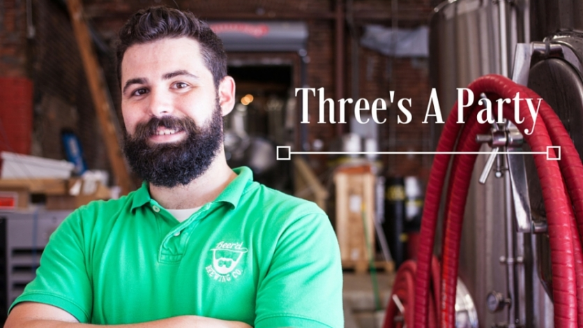Aaron Simoncini of Beer'd Brewing Company