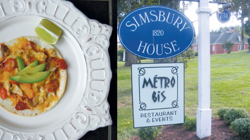 Metro Bis in Simsbury House
