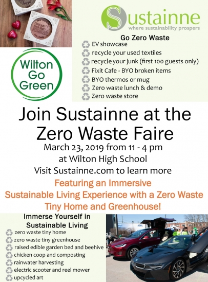 Zero Waste Faire | Edible Nutmeg