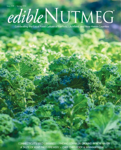 edible nutmeg spring 2016 cover