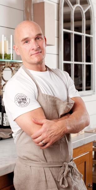 Chef Brian Lewis