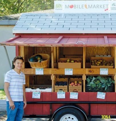 Mobile Market Cityseed