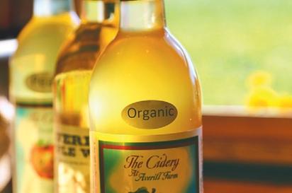 Averill farm organic hard cider