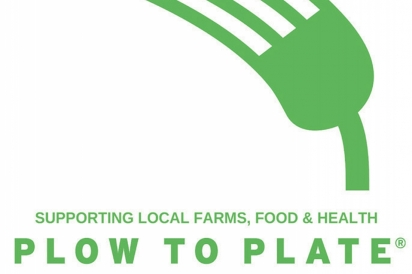 plow to plate logo