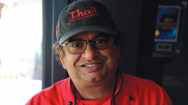 Chef Prasad Chirnomula