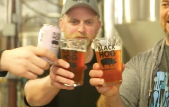 black hog brewery beers